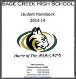 SCHS Student Handbook
