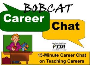 2016 Career Chat Teacher Title Header