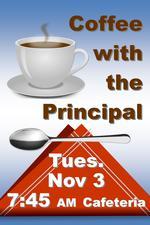 2015 Coffee With Principal