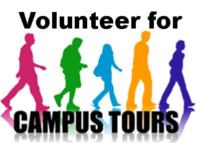 Campus Tour Volunteer