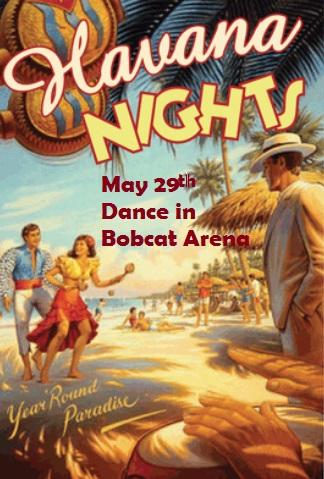 Havana Nights Dance May 29 2015