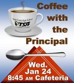 2018 Coffee With Principal Social Media