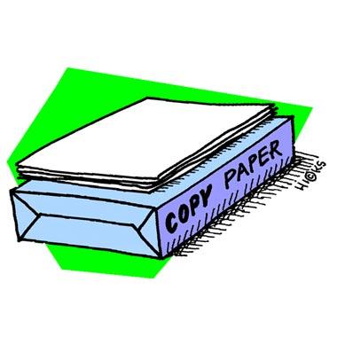 copy-paper
