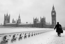 Winter in London 2