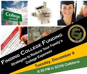 Finding College Funding 2014 2