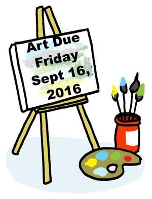 Art Due 9-16-16