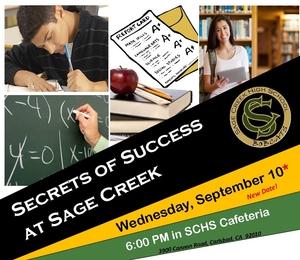 2014 Secrets of Success Seminar