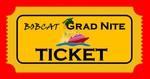 Grad Nite Ticket Logo